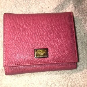 Dolce & Gabbana Trifold Wallet